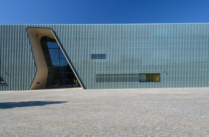 POLIN Museum of the History of Polish Jews in Warsaw (2011-2013)