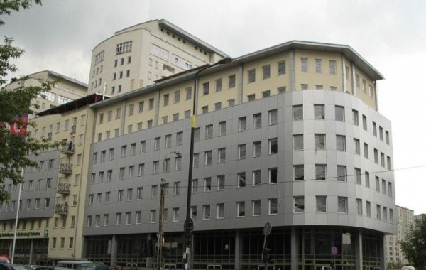 Residential and office building (16 floors) Zelazna Center in Warsaw – 3 stages (2003-2007)